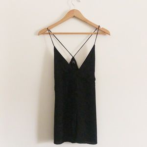 ZARA TRF COLLECTION TANK TOP